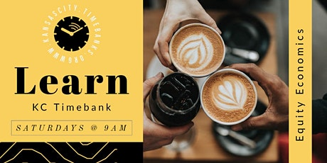KC Timebank Community Coffee tickets