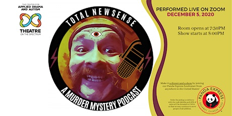 Total Newsense: A Murder Mystery Podcast tickets