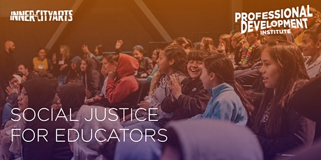 Social Justice for Educators Series tickets