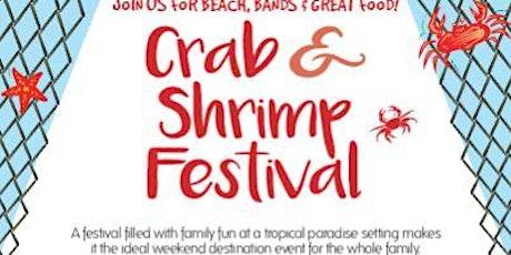 6th Annual SunWest Crab & Shrimp Festival tickets