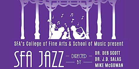 Back Porch Concert - SFA Jazz tickets