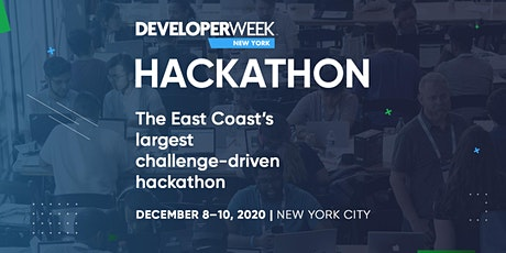 DeveloperWeek New York 2020 Hackathon tickets