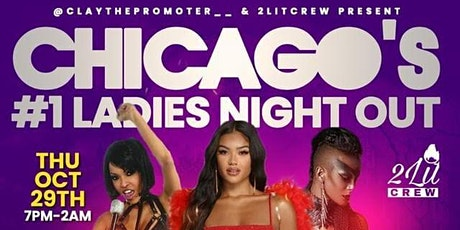 2LIT LADIES NIGHT OUT & HALLOWEEN COSTUME PARTY tickets