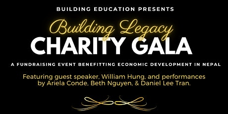 Building Legacy: A Building Education Virtual Charity Gala tickets