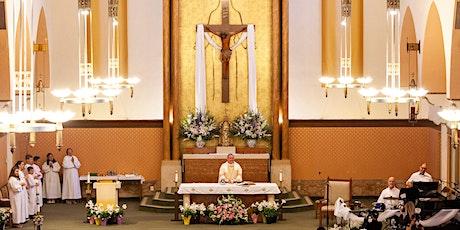 Visitation Saturday/Sunday Mass Registration 10/31 & 11/1 tickets