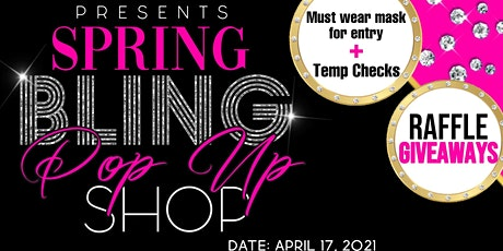 Spring Bling Pop up shop & Fashion Show Event tickets
