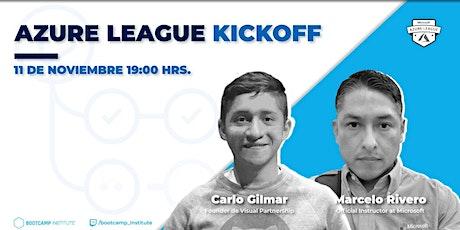 Azure League Kickoff boletos