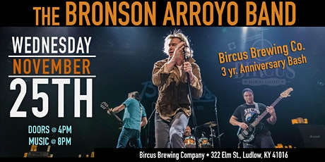 The Bronson Arroyo Band and Meet and Greet tickets