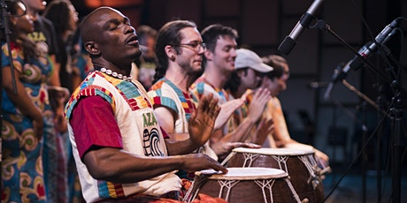 Traditional Ghanaian African Dance Workshop and Community Open Mic tickets