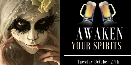 Real Estate Agent Halloween Brew Bash tickets