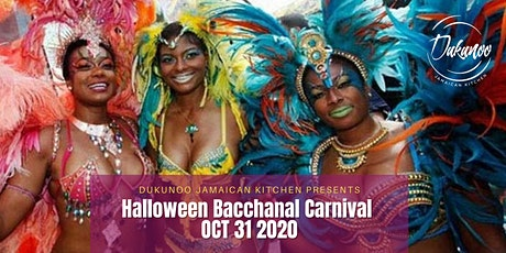 Halloween Bacchanal Carnival Costume Party tickets