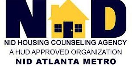 Online HUD Approved Homebuyers Workshop - 2nd Sat tickets
