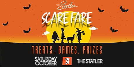 Scare Fare at The Statler tickets