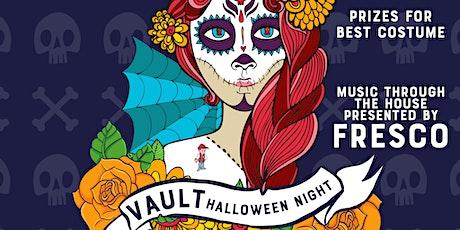 Vault Halloween Night tickets