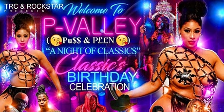 Welcome To P-Valley tickets