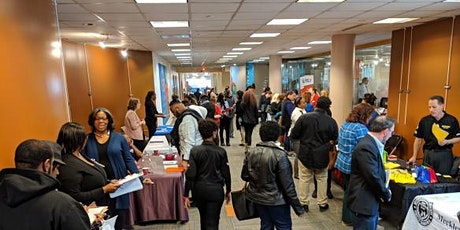 JOB FAIR... GETTING OUR COMMUNITY BACK ON TRACK, ON THE SPOT HIRING tickets