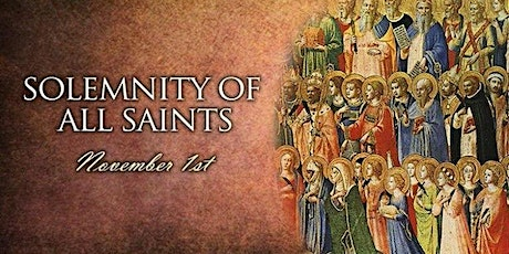 12noon Mass for All Saints tickets