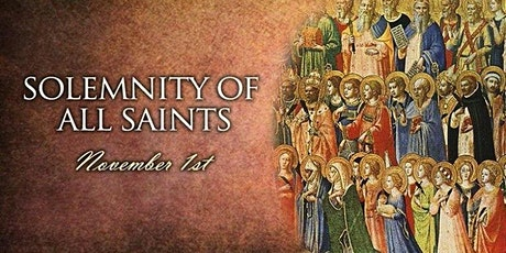 Vigil Mass for All Saints tickets