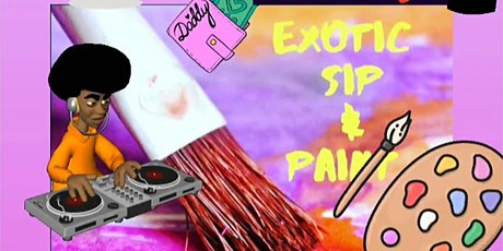 Ladies Night Paint & Sip tickets