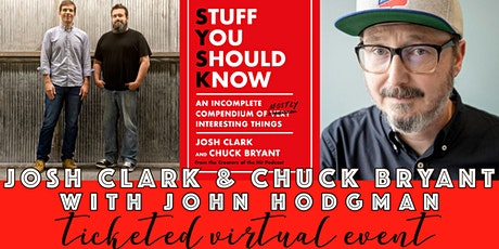 Stuff You Should Know Virtual Launch Hosted by John Hodgman! tickets