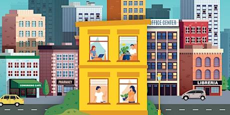 """Presentazione ricerca """"Smart Working Places"""" biglietti"""