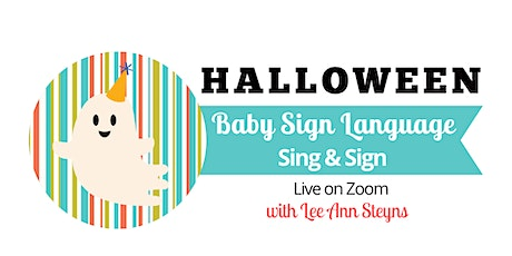 Halloween Sing & Sign with Lee Ann tickets