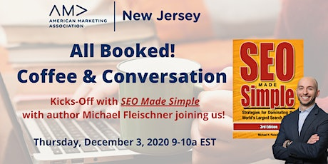 All 'Booked'! Coffee &  Conversation: SEO Made Simple tickets