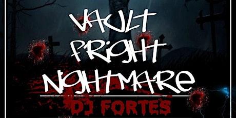 Vault Fright Nightmare tickets