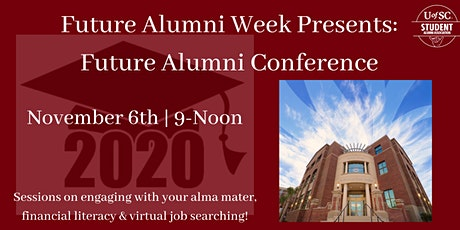 Future Alumni Week: Future Alumni Conference tickets