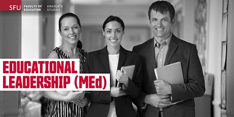 Educational Leadership MEd, Surrey - Online Information Session tickets
