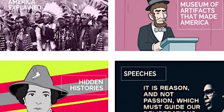 Webinar: Teaching the Untold American History with Multimedia tickets