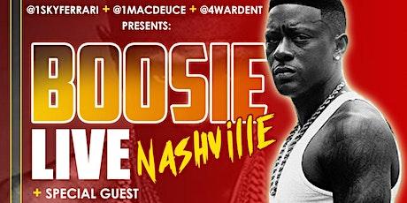 Boosie Live in Nashville tickets