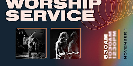 Worship Service (8:30am) tickets