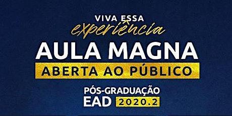 Aula Magna - Faculdade Febracis ingressos