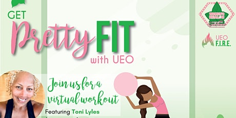 Get Pretty Fit with UEO! tickets