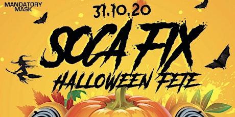 Soca Fix : Halloween Fete tickets
