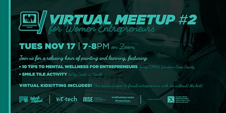 F5: Refresh & Reload Virtual Meetup tickets