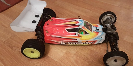 Buggy racing is BACK tickets