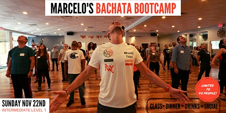 DATE PENDING BACHATA BOOTCAMP (Intermediate Level 1) tickets