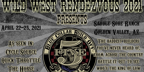 Wild West Rendezvous 2021 tickets