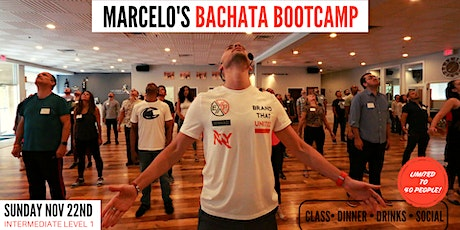 CREDIT FOR BACHATA BOOTCAMP (Intermediate Level 1) tickets