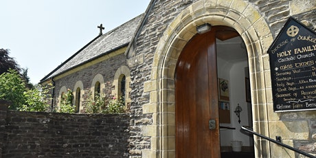 Saturday Vigil Mass at the Holy Family RC Church, Dunblane tickets