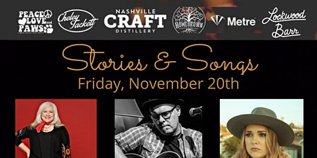 Stories & Songs: Devon O'Day ft. Danny Myrick and Megan Linville tickets
