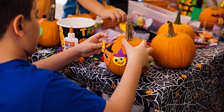 Communipaw Junction Pumpkin Decorating tickets