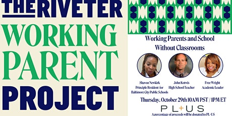 Working Parent Brainstorming Session: Education for Working Parents tickets