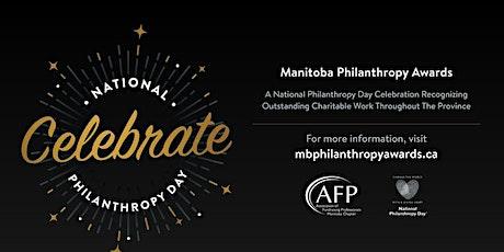Manitoba Philanthropy Awards 2020 tickets