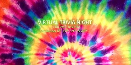 Trivia Night- Movie/TV tickets