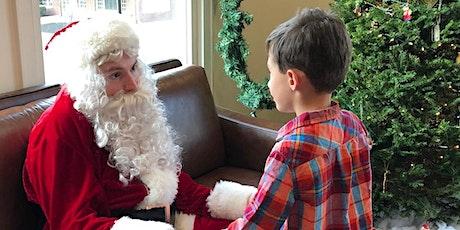 Virtual Autism and Sensory Friendly Santa Event! tickets