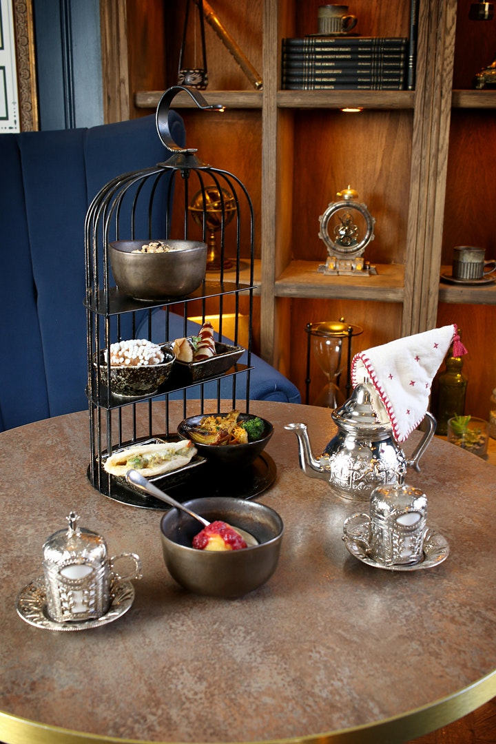 Gin Infusion Masterclass with Afternoon Tea image