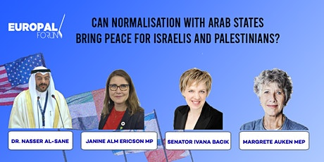 Can Normalisation Bring Peace for Israelis and Palestinians? tickets